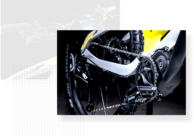 greyp G6 hyperbike