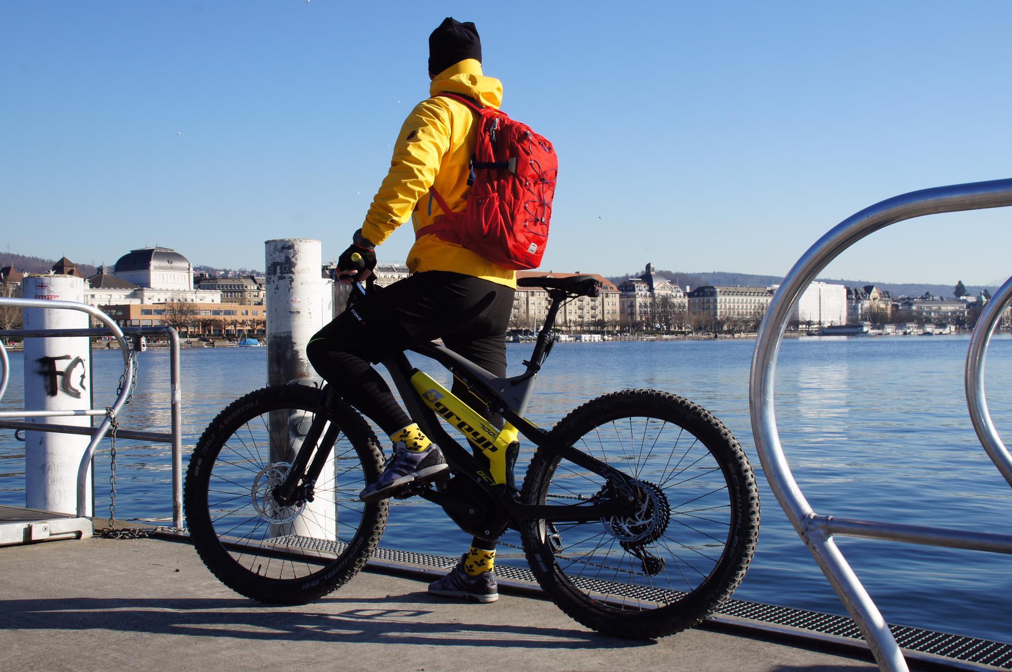 Greyp und die vernetzte Zukunft der Mobilität: Das G6 E-Mountainbike bietet mehr Funktionen als jedes andere auf dem Markt