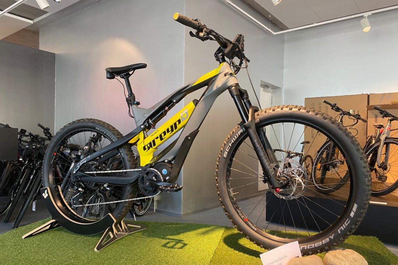 Review: Das Greyp G6 ist alles, was der Mensch von einem E-Mountainbike erwartet